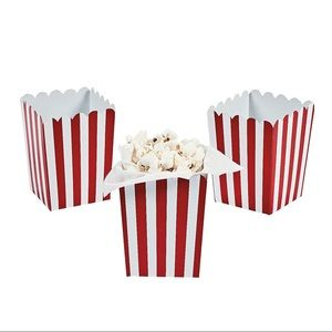 Mini Popcorn Boxes 🍿 Includes 30 Total NWT